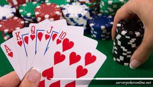 Ketentuan saat bermain poker online
